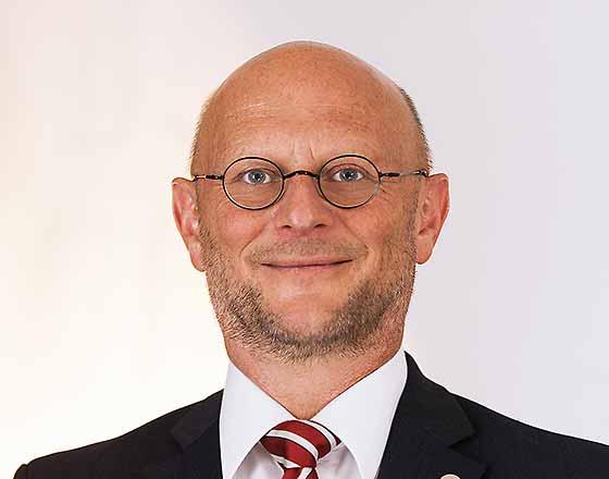 Portrait von Arno Wilhelm