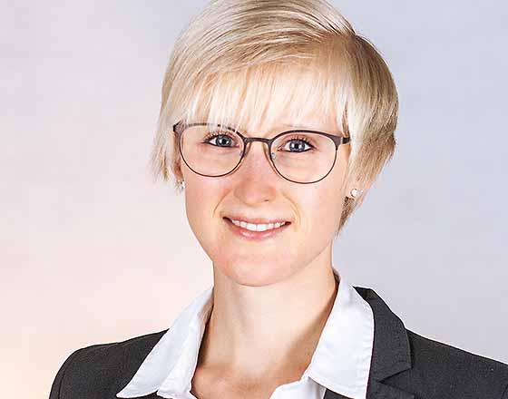 Portrait von Johanna Dunez