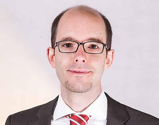 Portrait von Philipp Kaiser