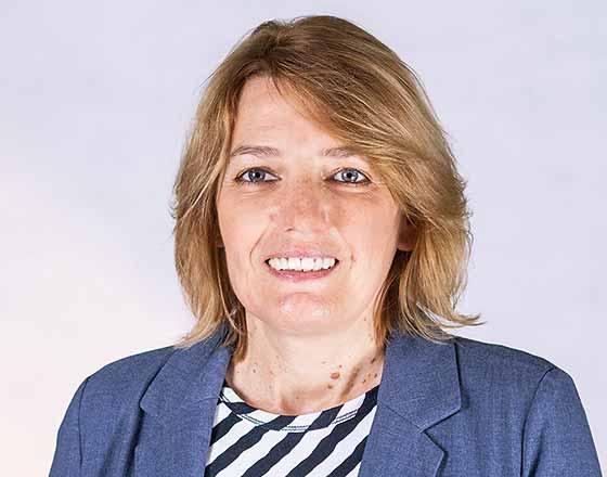 Simone Weber von der OVAG