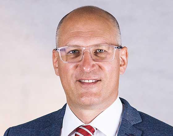 Portrait von Stefan Bodem