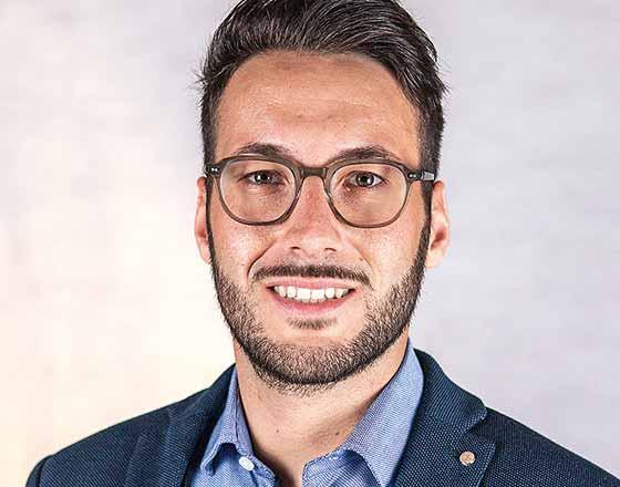 Portrait von Julian Klein