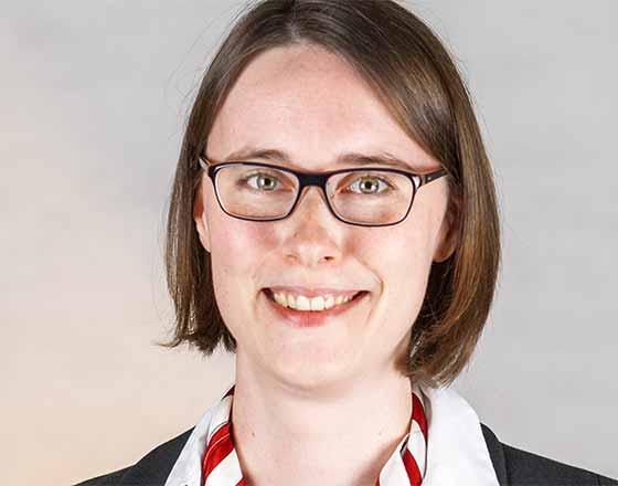 Portrait von Katharina Müller